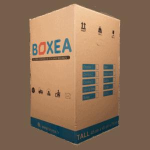 carton tall déménagement