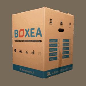 carton extra large déménagement