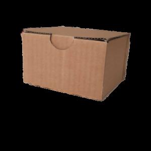 boite poste brune 10cm déménagement