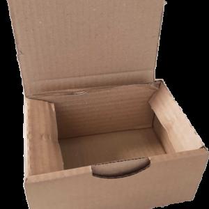 boite poste brune 15cm déménagement