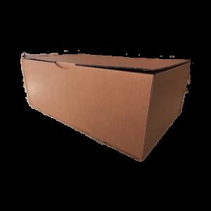 boite poste brune 35cm déménagement
